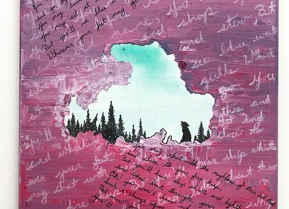 Drummond Island Painting