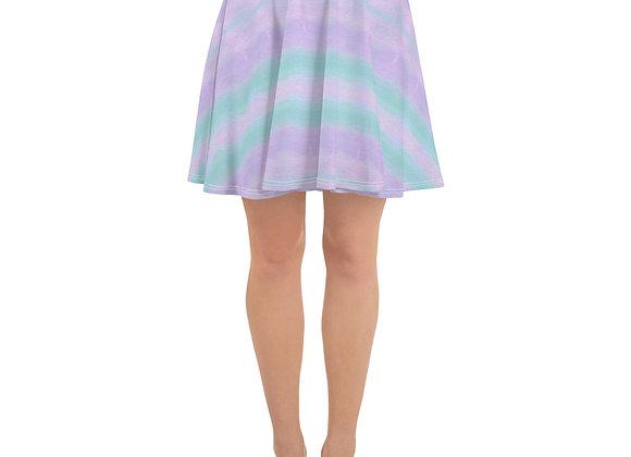 Pastel Skater Skirt