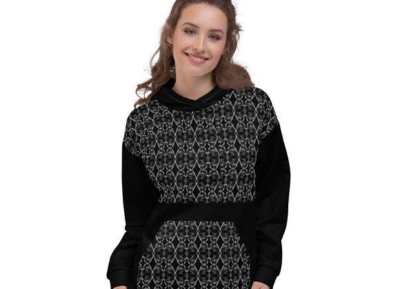 Unisex Darth Vader Print Sweatshirt