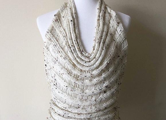 Knit Halter Top Small/Medium