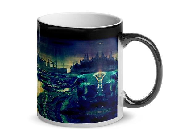 Bodies of Water Glossy Magic Mug
