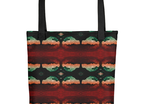 Tribal Style Drummond Island Tote bag