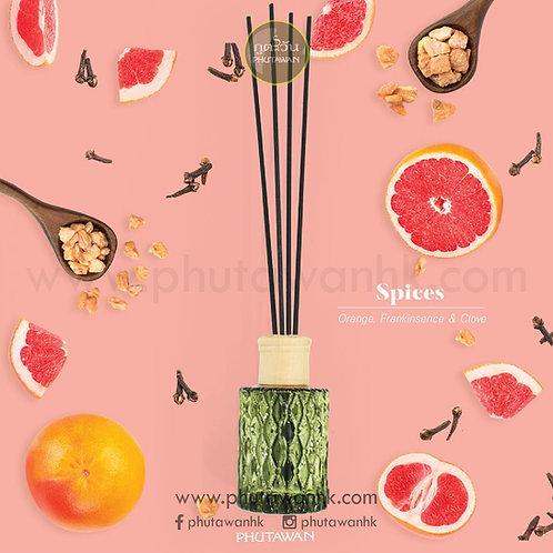愉悅活力混合特級香薰 (Spices Premium Diffuser) 120ml