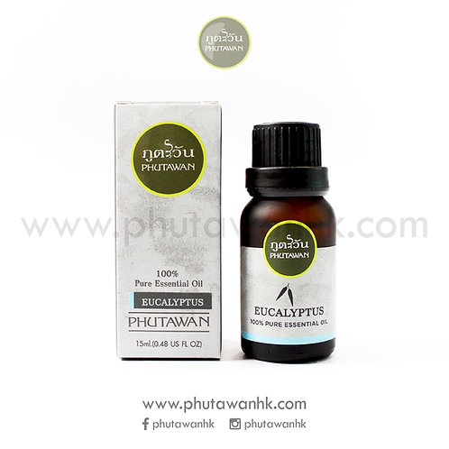 桉樹精油 (Eucalyptus Essential Oil) 15ml