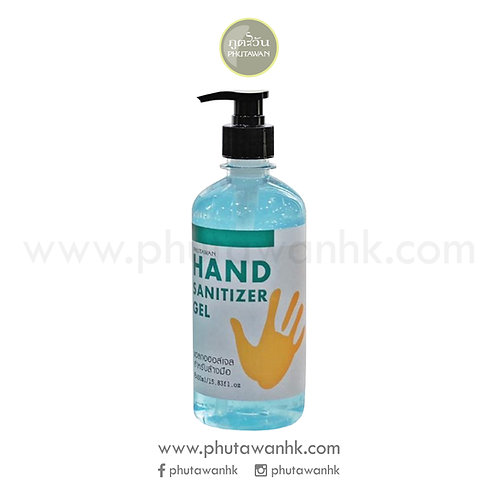 果味酒精搓手液 (Hand Sanitizer Gel) 450ml