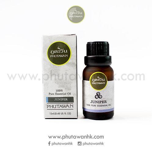杜松精油 (Juniper Essential Oil) 15ml