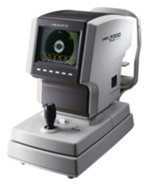 eye testing equipment kenya