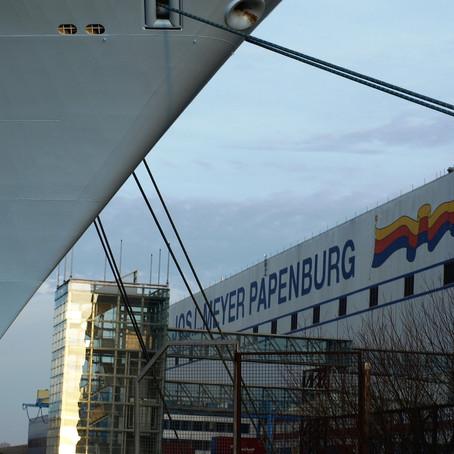 Ausflug zur Meyer-Werft - Anmeldung erforderlich