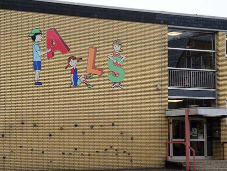 Stand der Baumaßnahmen an der Burloer Astrid-Lindgren-Grundschule