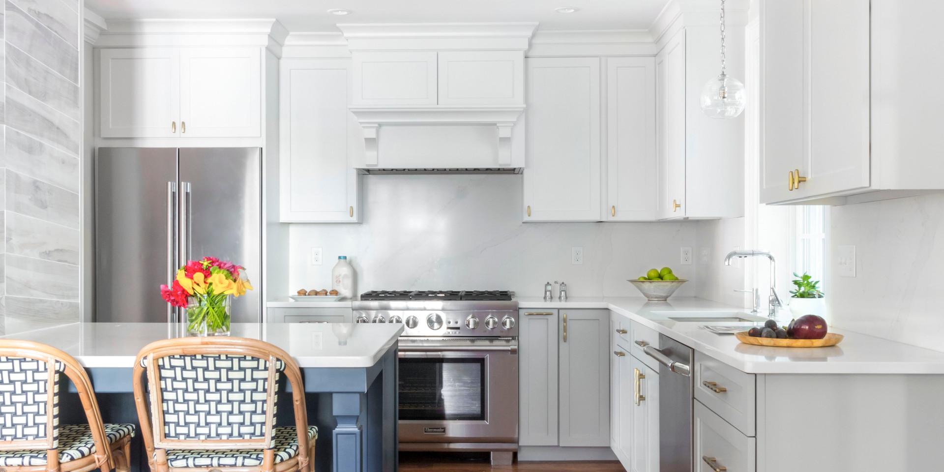 Kitchen Remodel - Hingham, Ma