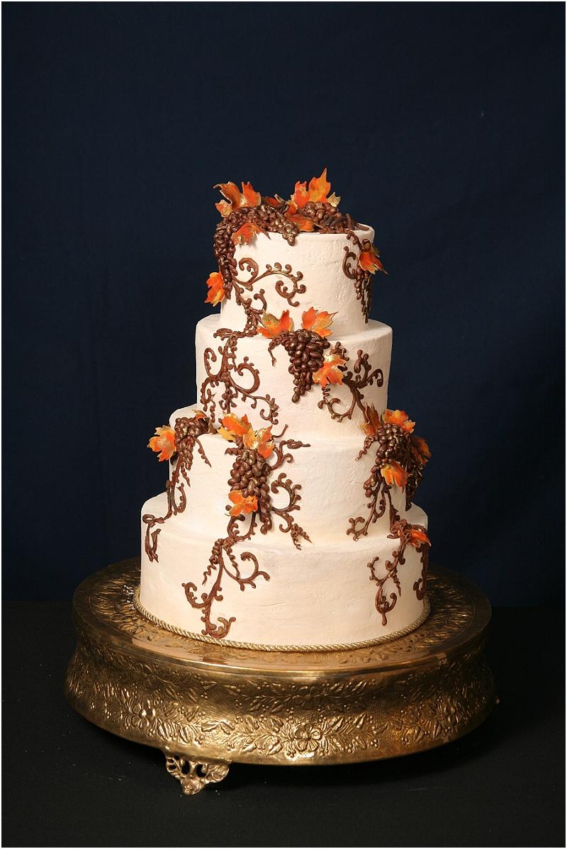 Wedding Cake Chocolate Orange