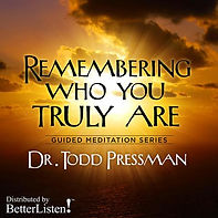 Get the meditation CD: Remembering Who You Truly Are