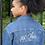 Thumbnail: Denim 360 Jacket with Bling