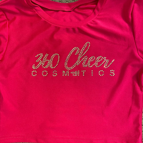 Rhinestone 360 Cheer Cosmetics
