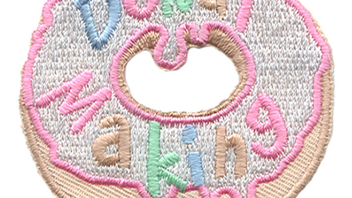 Donut Making Patch