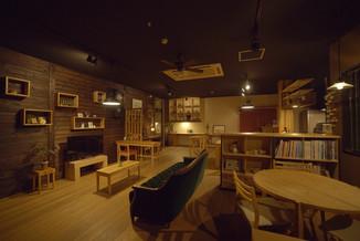 アクトホーム株式会社カフェ