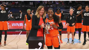 Team WNBA all-stars defeat Team USA in a thriller