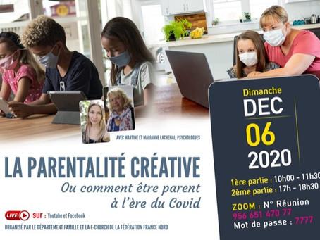 La parentalité créative