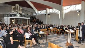 Assemblée générales des adventistes de France, Belgique et du Luxembourg.