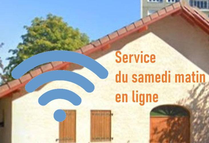 Reconfinement, services en ligne