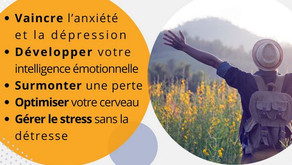 Session d'info : Surmonter l'anxiété et la dépression
