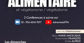 Conférences sur l'équilibre alimentaire