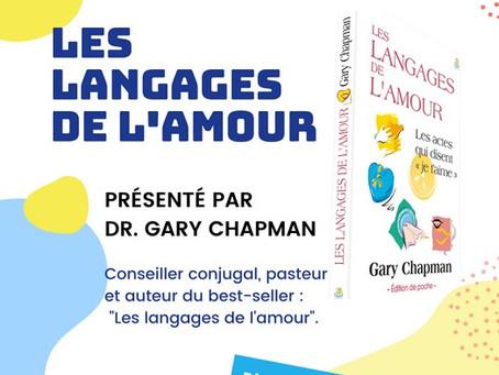 Conférence en ligne : Les langages de l'amour