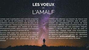AMALF : vœux et nouvelle rubrique