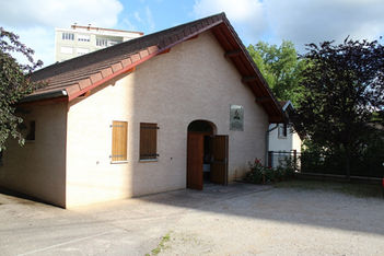 Eglise adventiste - evangelique - Besançon