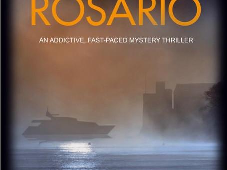 "NEW ""THE ROSARIO"" COVER!"