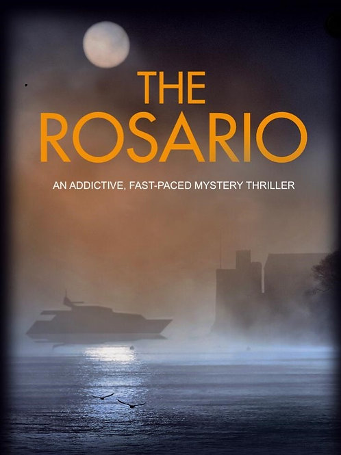 """UK PRICE ONLY - Special Edition Paperback of """"The Rosario"""" - P&P included"""