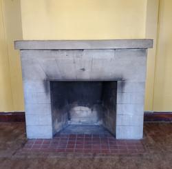 #10 living room fireplace