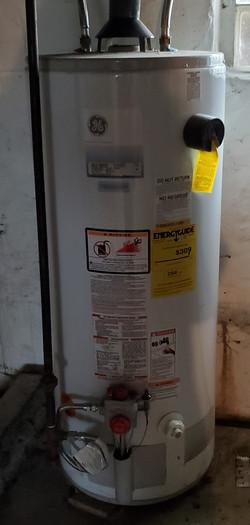 8 hot water