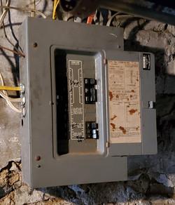 #24 electric panel