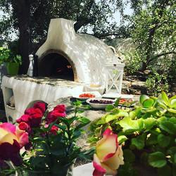 Making pita _semeli_hotel #thionirestaurant #semeligroup #mykonos2016 #mykonos #greekfood