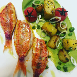 #colorful fish _thionirestaurant #mykonos2016 #semeligroup