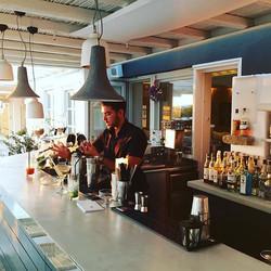 Sunset time _thionirestaurant #semelihotel #thionirestaurant #mykonos2016 #mykonos #semeligroup