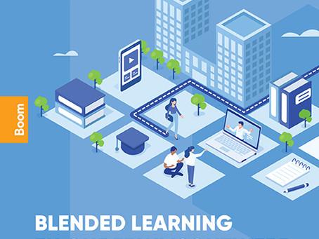 Nieuw boek uit: Blended learning en onderwijsontwerp