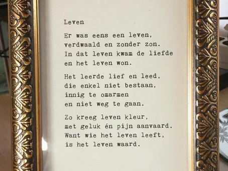 Leven (gedicht)