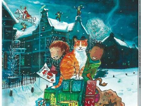 Klaas de Kat en het Raadsel van Sinterklaas - nu te reserveren!