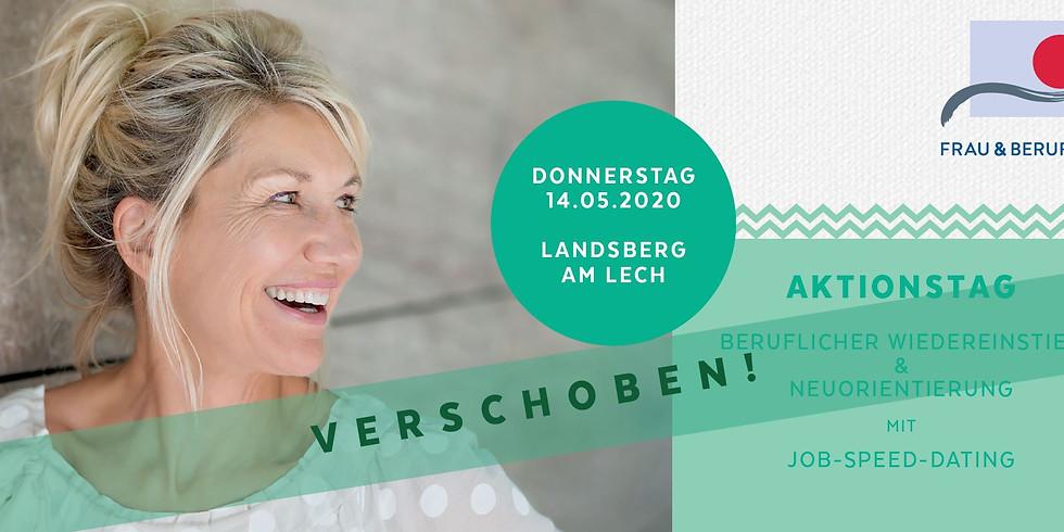 Aktionstag Landsberg am Lech -verschoben!