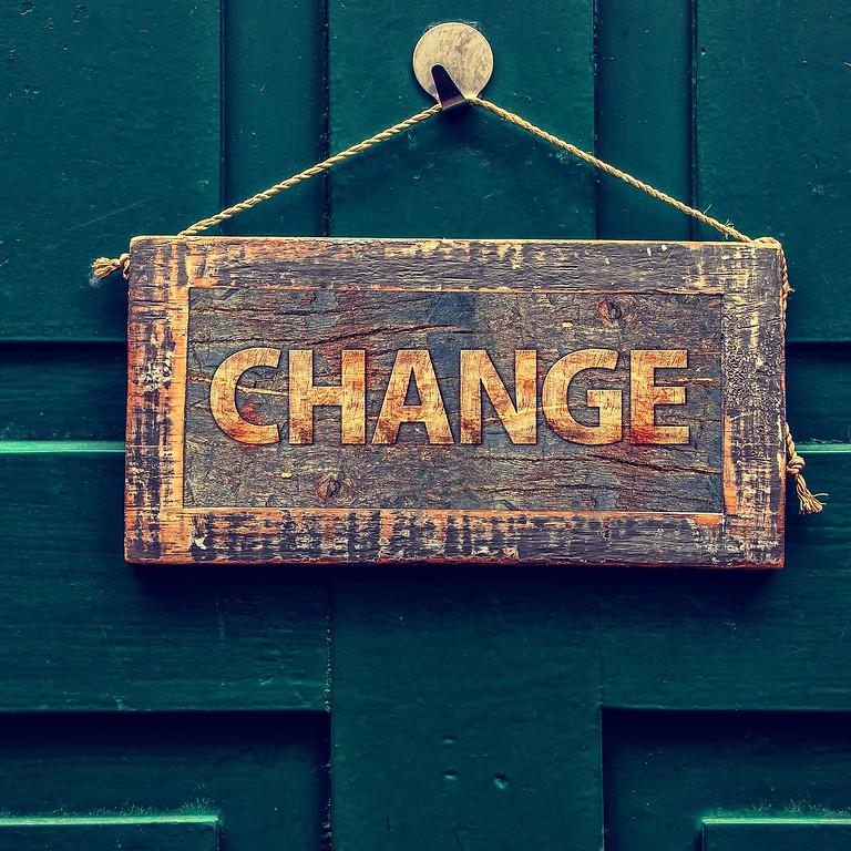 Beruflich verändern - jetzt?!