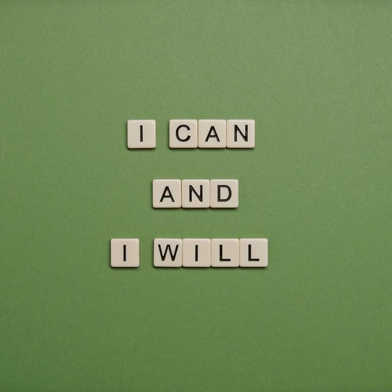 Kompetenztraining Ich bin...Ich kann...Ich will!