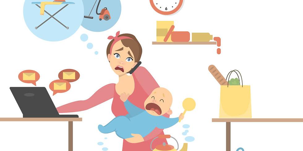 """Raus aus dem """"Momster-Rad"""" - Überlebensstrategie für Working Moms"""