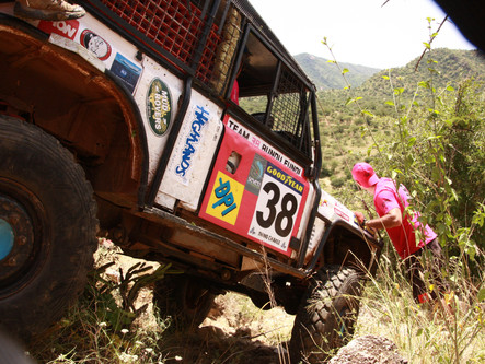 One of the toughest off-road events on earth!