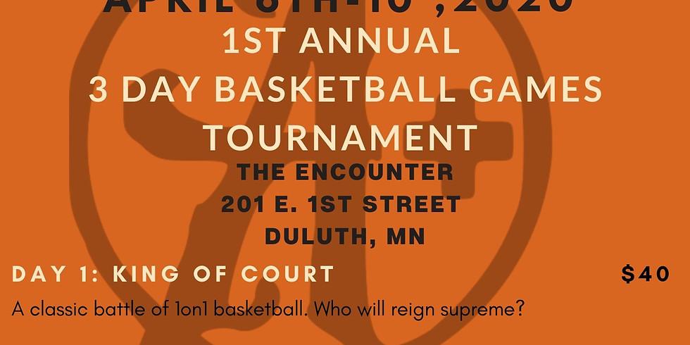 A+ Spring basketball tournament