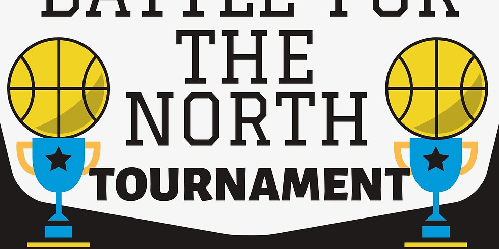 Battle for the North basketball Tournament