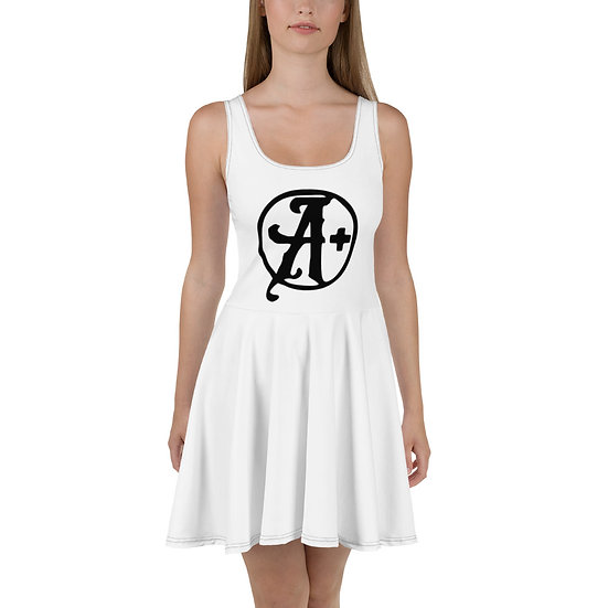 A+ Game Skater Dress