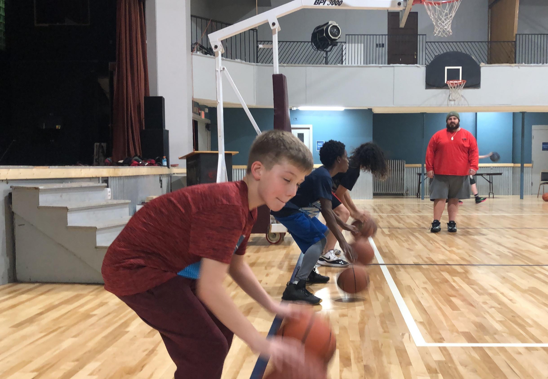 Basketball Skills Development