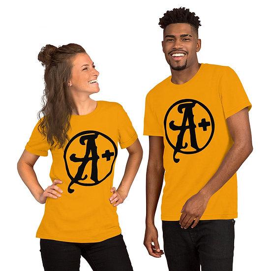 A+ Game Short-Sleeve Unisex T-Shirt